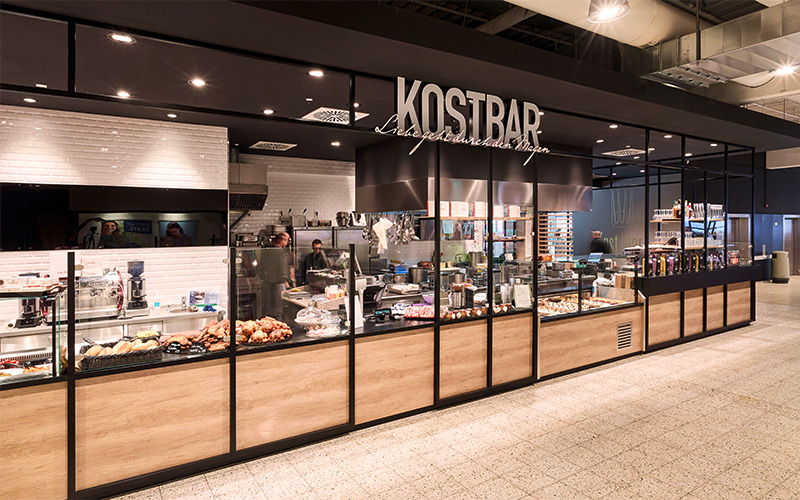 Kostbar das WINDGES Bistro