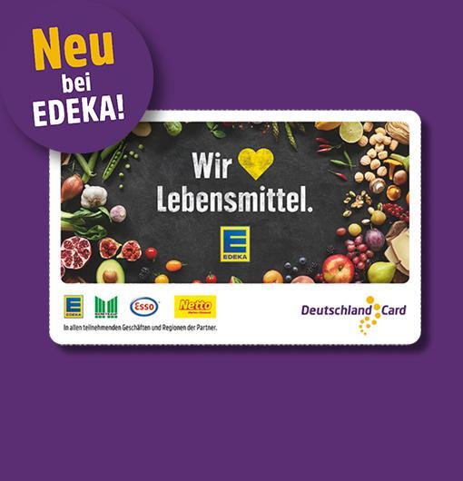 Sparen mit der DeutschlandCard
