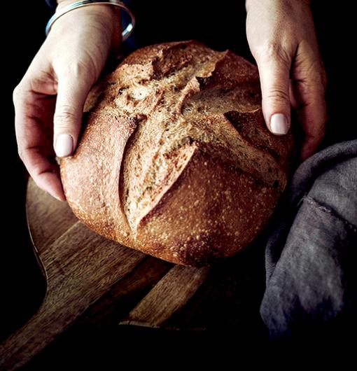 Der Duft des Brotes